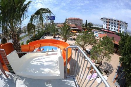 Scanway Aqua Resort