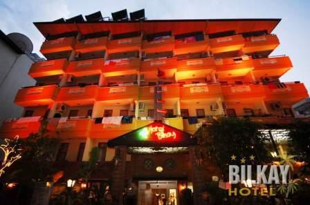 Alanya Bilkay otel