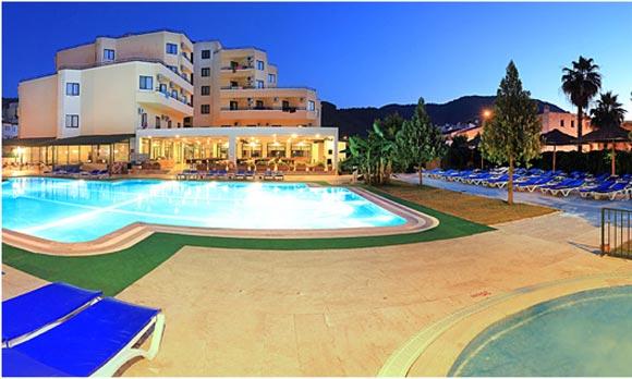 Nergis İçmeler Resort Oteli