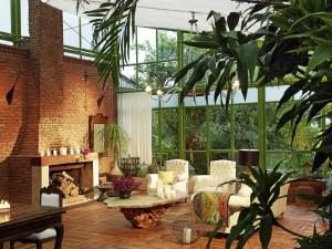 Olympos Lodge Bahçessi