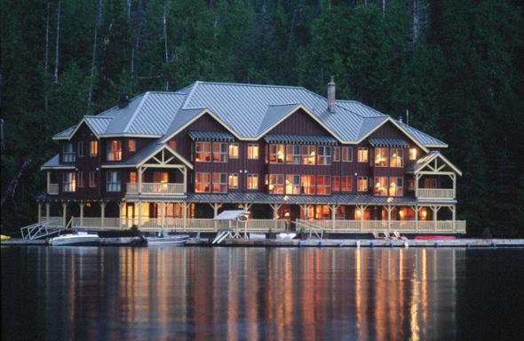 12. King Pacific Lodge / Kanada
