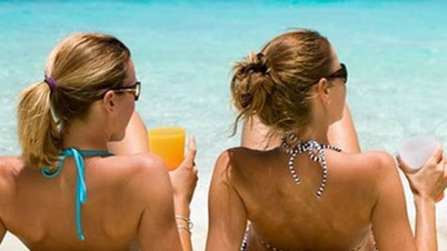 Temmuz ayında Türkiye'yi En Çok Rus Turistler Tercih Etti..