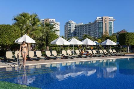 Antalya 5 Yıldızlı Oteller