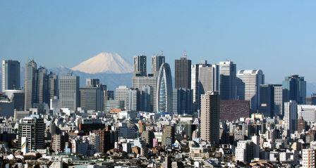 Dünyanın En Kalabalık Şehiri Tokyo