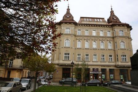 Lviv'de Nerede Kalınır? 3 Yıldızlı Lviv Otelleri