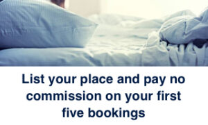 Booking'e Otel ekle, Yazlık, daire ekle
