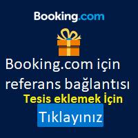 Booking.com için referans bağlantısı