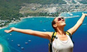 Almanya'dan Gelen Turistlerin Tercihi Antalya Oldu
